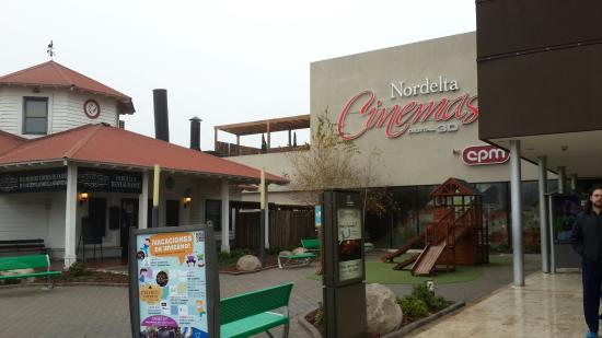 ‪Nordelta Cinemas‬