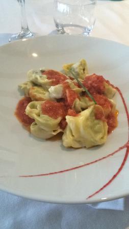 Scandiano, Italien: Fantastica location e piatti ottimi!
