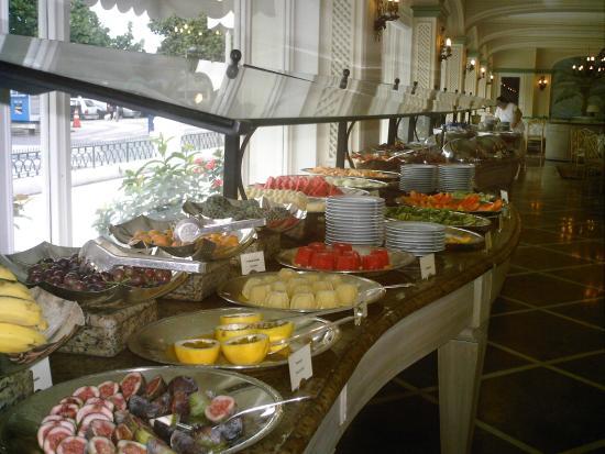 Belmond Copacabana Palace: Café da Manhã