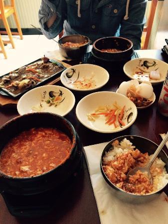 Kimchi Tofu House
