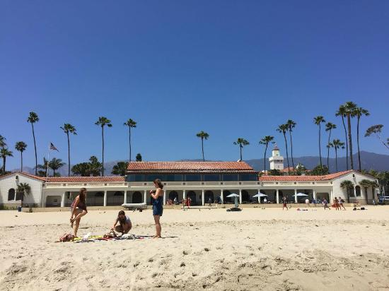Cabrillo Bathhouse And East Beach Grill
