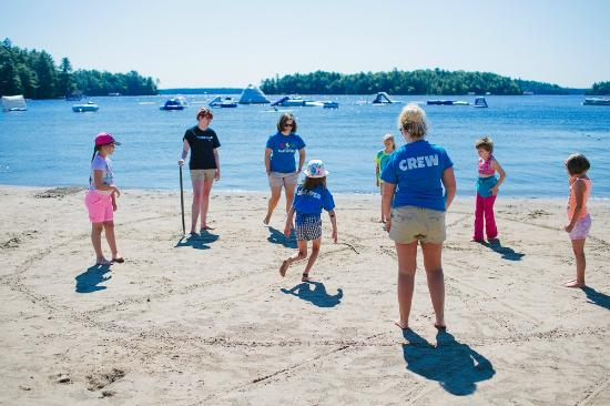 Clevelands House: Muskoka Best Kids Camp