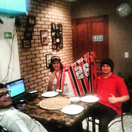 Alajuela, Costa Rica: La mejor pizzeria!