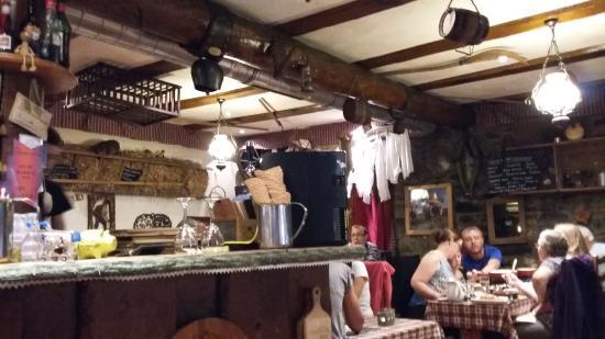 Le refuges gourmand bourg saint maurice