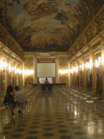 Palazzo Medici Riccardi: Salone degli specchi