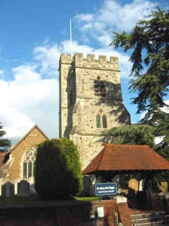 ‪Church of St Mary the Virgin Horsell‬