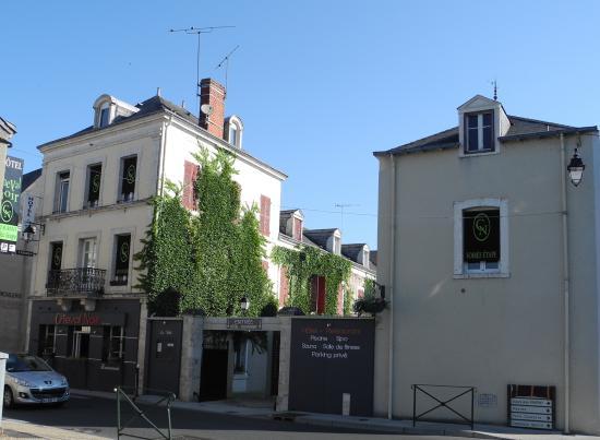Hotels In Argenton Sur Creuse France
