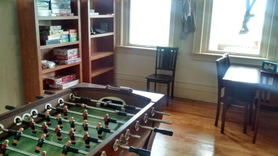 Gooding, ID: game room