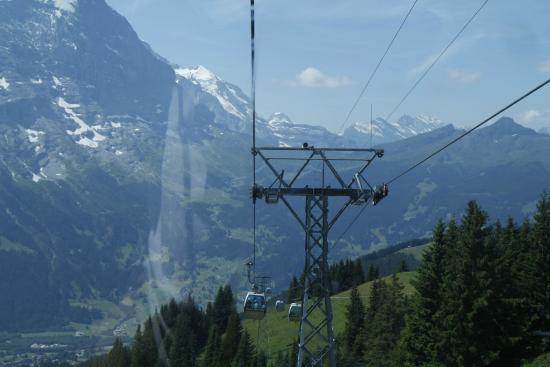 Grindelwald, Szwajcaria: Grundelwald valley