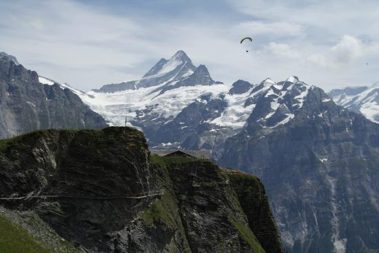 Grindelwald, Szwajcaria: View from First