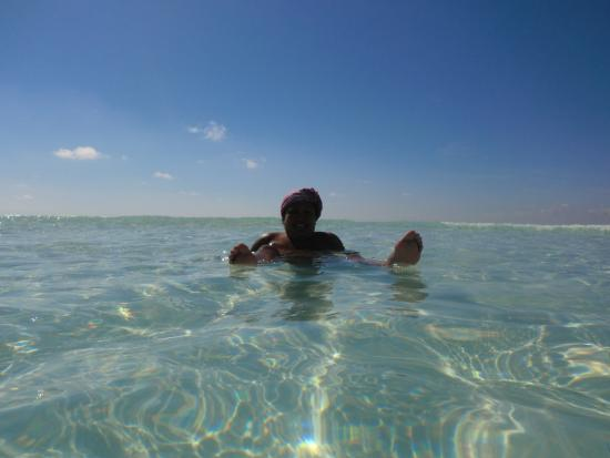 Playa Paraiso: une vraie piscine