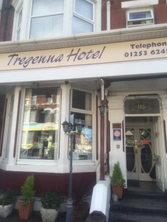Photo of The Tregenna Blackpool