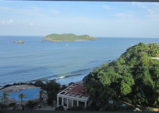 Azul Ixtapa Grand Spa & Convention Center: All room have this spectacular view