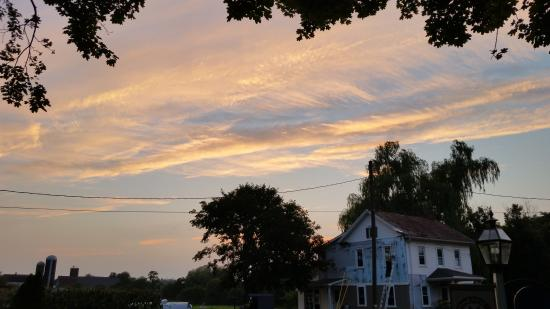 Gordonville, Pensilvania: Nice Sunsets!