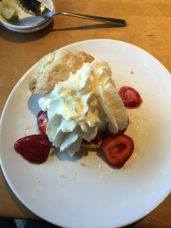 california pizza kitchen strawberry shortcake - California Pizza Kitchen Houston