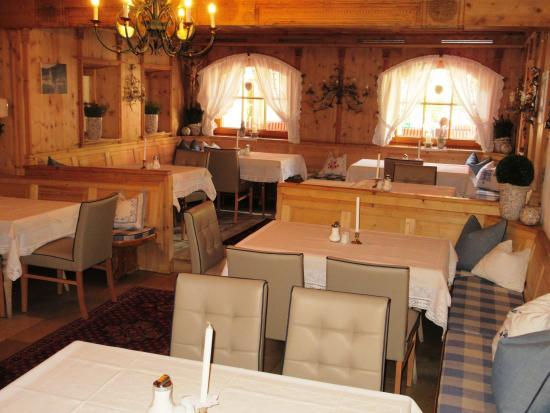 Hotel Gaspingerhof: Dining Room