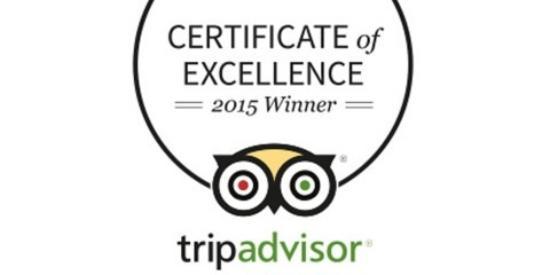 The Hornby Villa : Winner of a tripadvisor award 2015