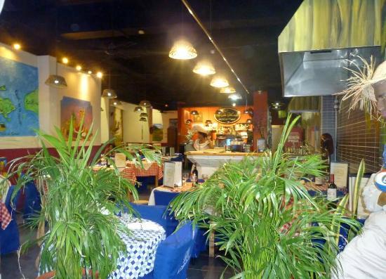 Sala picture of mi casita de campo santo domingo - Casitas de campo ...