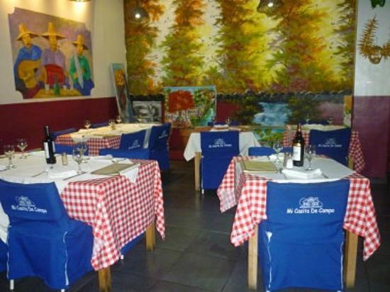 Mi casita de campo french restaurant c el conde 354 - Casitas de campo ...