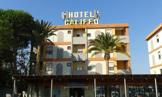 Hotel Califfo: ingresso hotel
