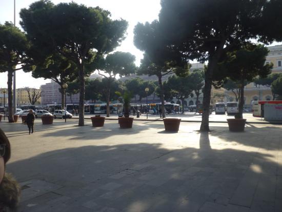 Volturno House Rome : Недалеко от хостела
