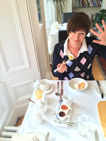 Sheridan Guest House: Breakfast