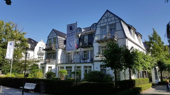 Aparthotel Villa am Konzertgarten Kuhlungsborn