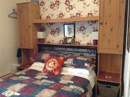The Hornby Villa: Standard double ensuite