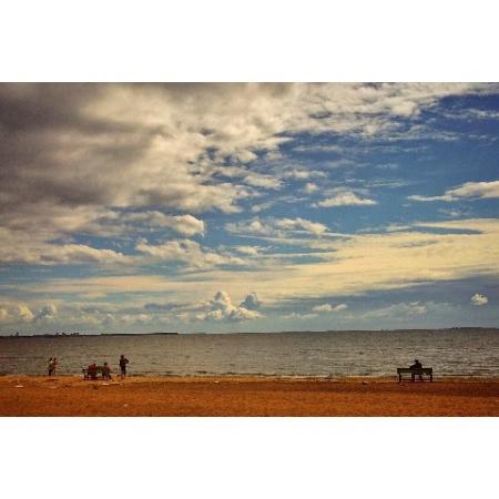 Zalive: Вид на залив