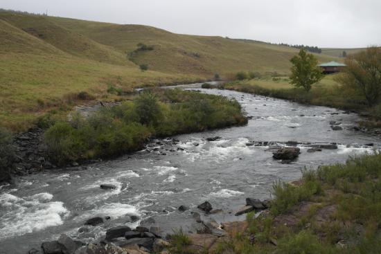 Umzimkulu River Lodge: Fun