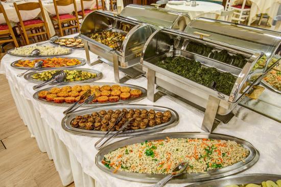 Eurhotel: Il nostro buffet