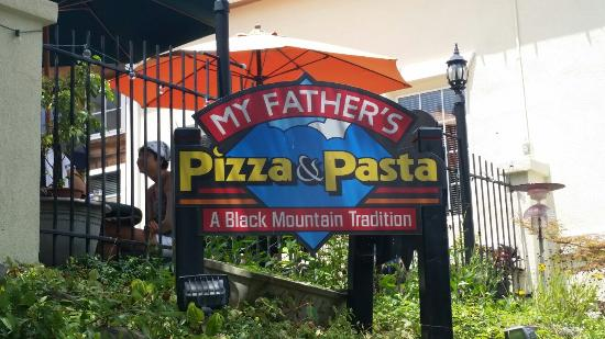 My Father's Pizza: Great pizza!