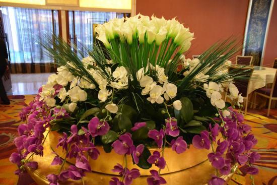 New Jiuzhaigou Hotel: lobby