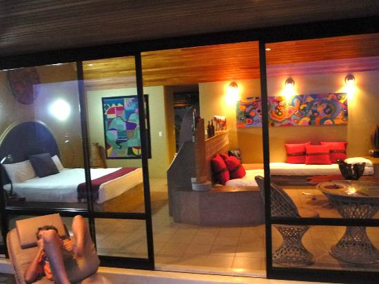 Alajuela, Costa Rica: comfortable for 4