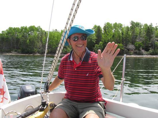 St. Peter's, Canadá: Capt. Kerr