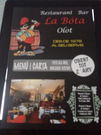 ‪‪Restaurant La Bota‬: photo0.jpg‬