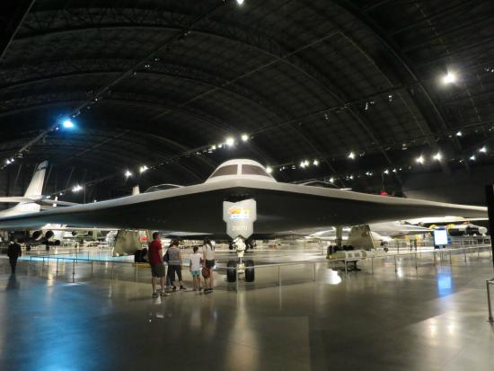 b 2 spirit stealth bomber picture of national museum of the u s