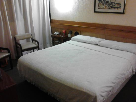 Bauen Hotel: Habitaciones impecables