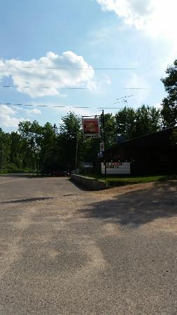 Crandon, WI: Can get there by ATV, CAR ,SNOWMOBILE