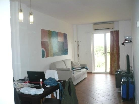 Hotel RDG: Living room
