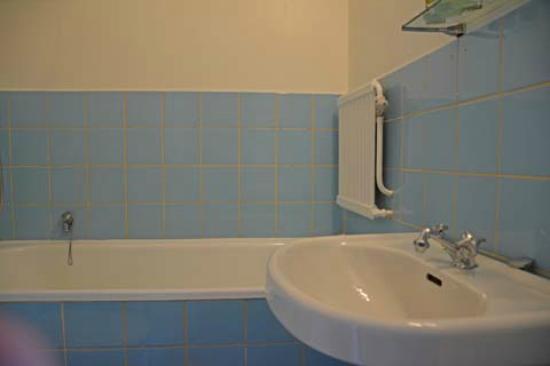 Hotel Victoria : Badezimmer