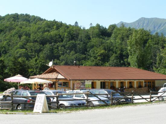 Kamp Lebanc: Pizzeria