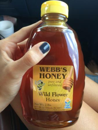 Webb Honey House