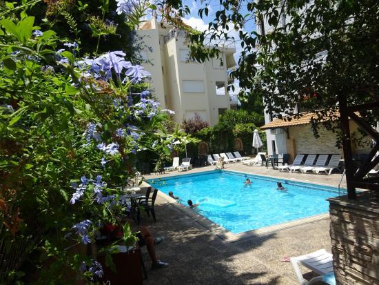 Palmyra Beach Hotel Athens