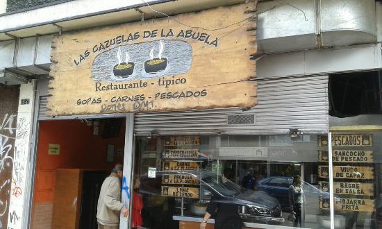 Las Cazuelas de la Abuela