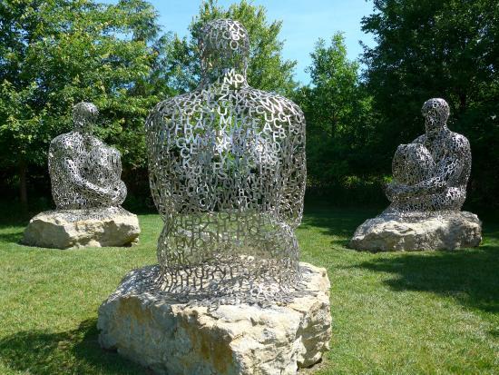 Frederik Meijer Gardens & Sculpture Park, Jaume Plensa \