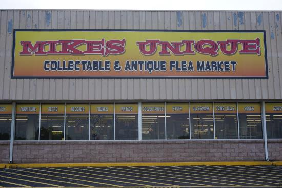 Mikes Unique, Collectable & Antique Flea Market