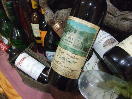 El bar de Rafa (PSE): el vino de Angela Channing