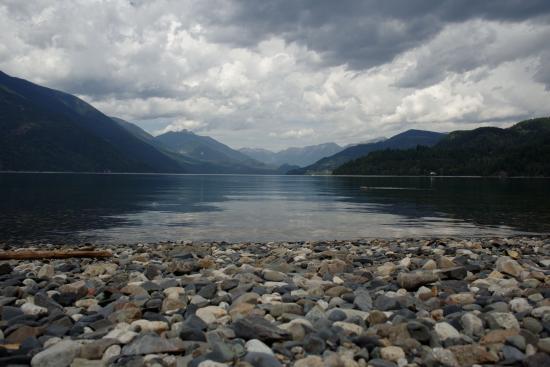 New Denver, Canada: Slocan Lake