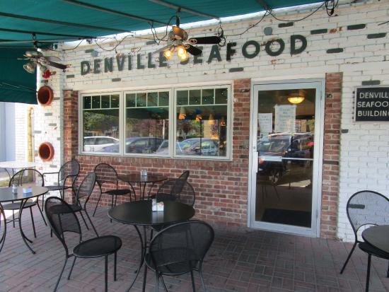 Denville seafood codmother 39 s cafe picture of denville for Denville fish market